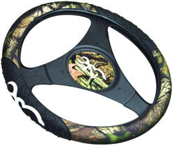 Browning® Camouflage Rubber-Molded Steering Wheel Cover