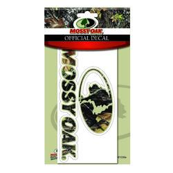 """Mossy Oak® 6"""" Camo Mossy Oak® Logo Decal"""