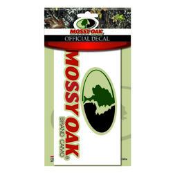 """Mossy Oak® 6""""  Mossy Oak® Corp Logo Decal"""