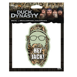 "Duck Dynasty ""HEY JACK!"" Decal"
