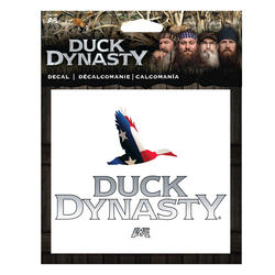 Duck Dynasty Logo Window Decal