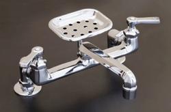 Deco Deck-Mount Kitchen Faucet