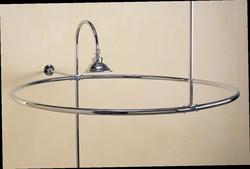Circular Shower Enclosure (C-Ring Package)