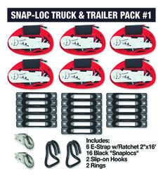 Snap-Loc® Truck and Trailer Pack