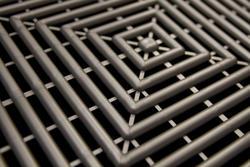 "Xtreme Garage® Drain Tile Modular Garage Floor Tile 12"" x 12"" x 1/2"""