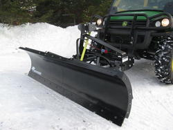 "SnowBear® 60"" x 19"" UTV Snowplow"