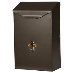 Gibraltar Industries® Steel Wall-Mount Vertical Mail Box