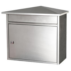 Gibraltar Industries® Barlowe Stainless Steel Wall-Mount Mailbox
