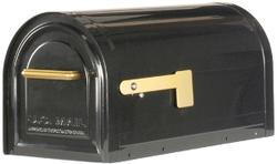 Post Master® Large Steel Reliant Rural Mailbox