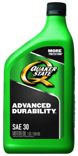 quaker state heavy duty 30 weight 4 cycle engine oil 1