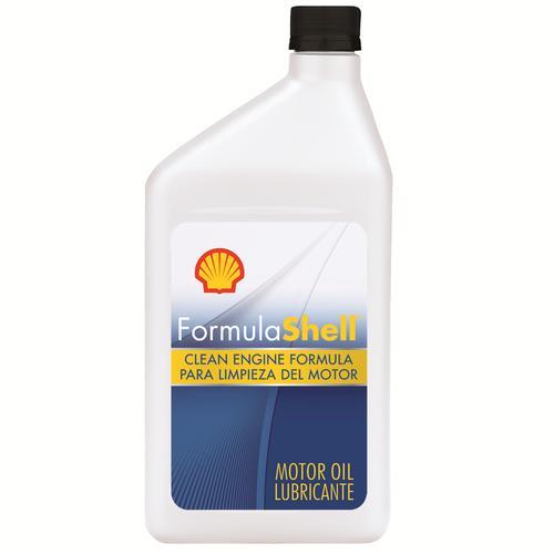 Formula Shell Conventional Motor Oil 1 Qt At Menards
