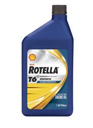 Shell Rotella® T6 5W-40 Full Synthetic Motor Oil - 1 Quart
