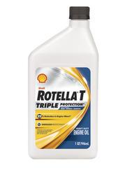 Shell Rotella® T Triple-Protection® 15W-40 Heavy-Duty Motor Oil - 1 qt.