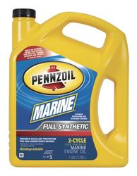 Pennzoil Marine® Full Synthetic 2-Cycle Oil - 1 Gal.