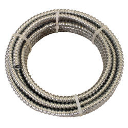 "3/8"" Reduced Wall Flexible Steel Conduit, 100'"
