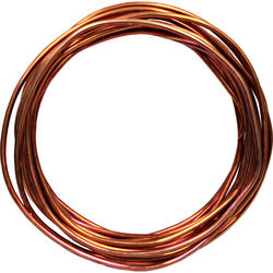 15' 4-Gauge Solid Copper Wire