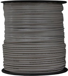 500' #12 Gray Solid THHN Building Wire