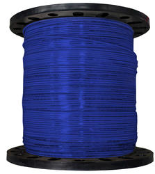 2,500' #12 Blue Stranded THHN Building Wire