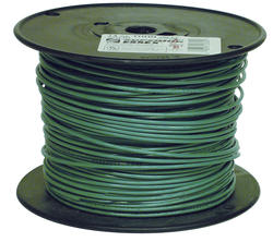 500' #6 Green Stranded THHN Building Wire