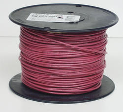500' #8 Red Stranded THHN Building Wire