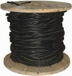 2-2-2 Aluminum URD Cable (per Foot)