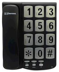 Emerson Big Button Telephone