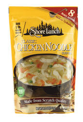 Shore Lunch Classic Chicken Noodle Soup Mix - 9.2 oz.