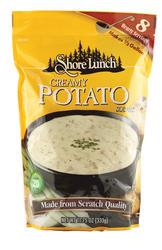 Shore Lunch Creamy Potato Soup Mix - 11.75 oz.