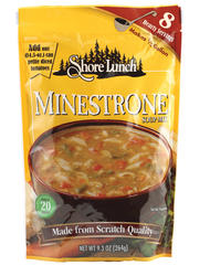Shore Lunch Minestrone Soup Mix - 9.3 oz.