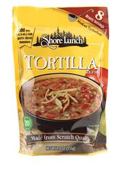 Shore Lunch Tortilla Soup Mix - 9 oz.