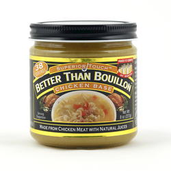 Superior Touch Better Than Bouillon Chicken Base - 8 oz.