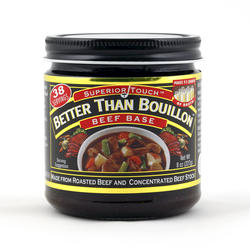 Superior Touch Better Than Bouillon Beef Base - 8 oz.