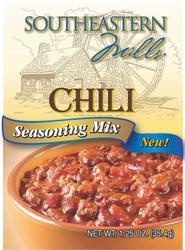 Southeastern Mills Chili Seasoning - 1.25 oz.