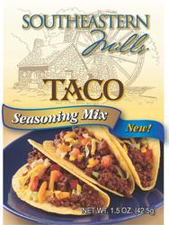 Southeastern Mills Taco Seasoning - 1.25 oz.