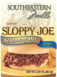 Southeastern Mills Soppy Joe Seasoning - 1.31 oz.