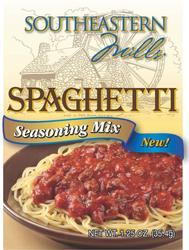 Southeastern Mills Spaghetti Sauce Seasoning - 1.37 oz.
