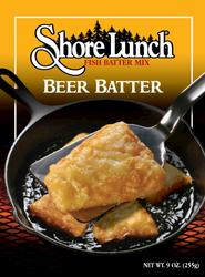Shore Lunch Beer Fish Batter Mix - 9 oz.