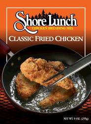 Shore Lunch Classic Fried Chicken Breading Mix - 9 oz.