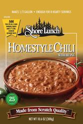 Shore Lunch Homestyle Chili with Beans Mix - 10.6 oz.