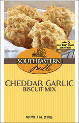 Southeastern Mills Cheddar Garlic Biscuit Mix - 7 oz.