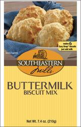 Southeastern Mills Buttermilk Biscuit Mix - 7.4 oz.