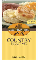 Southeastern Mills Country Biscuit Mix - 6 oz.