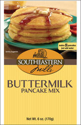 Southeastern Mills Buttermilk Pancake Mix - 6 oz.