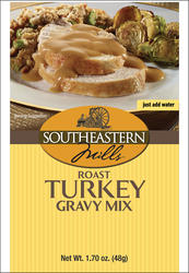 Southeastern Mills Turkey Gravy Mix - 2.75 oz.