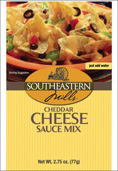 Southeastern Mills Cheddar Cheese Sauce Mix - 2.75 oz.
