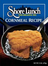 Shore Lunch Cornmeal Recipe Breading Mix - 9 oz.