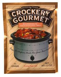 Crockery Gourmet BBQ Seasoning - 2.5 oz.
