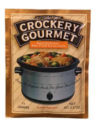 Crockery Gourmet Chicken Seasoning - 2.5 oz.