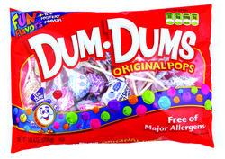 Spangler Dum Dums Original Pops - 10.4 oz