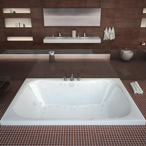 creek 40 x 60 rectangular air and whirlpool jetted